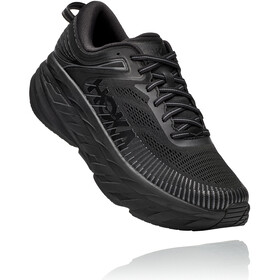 Hoka One One Bondi 7 Zapatillas Running Hombre, black/black